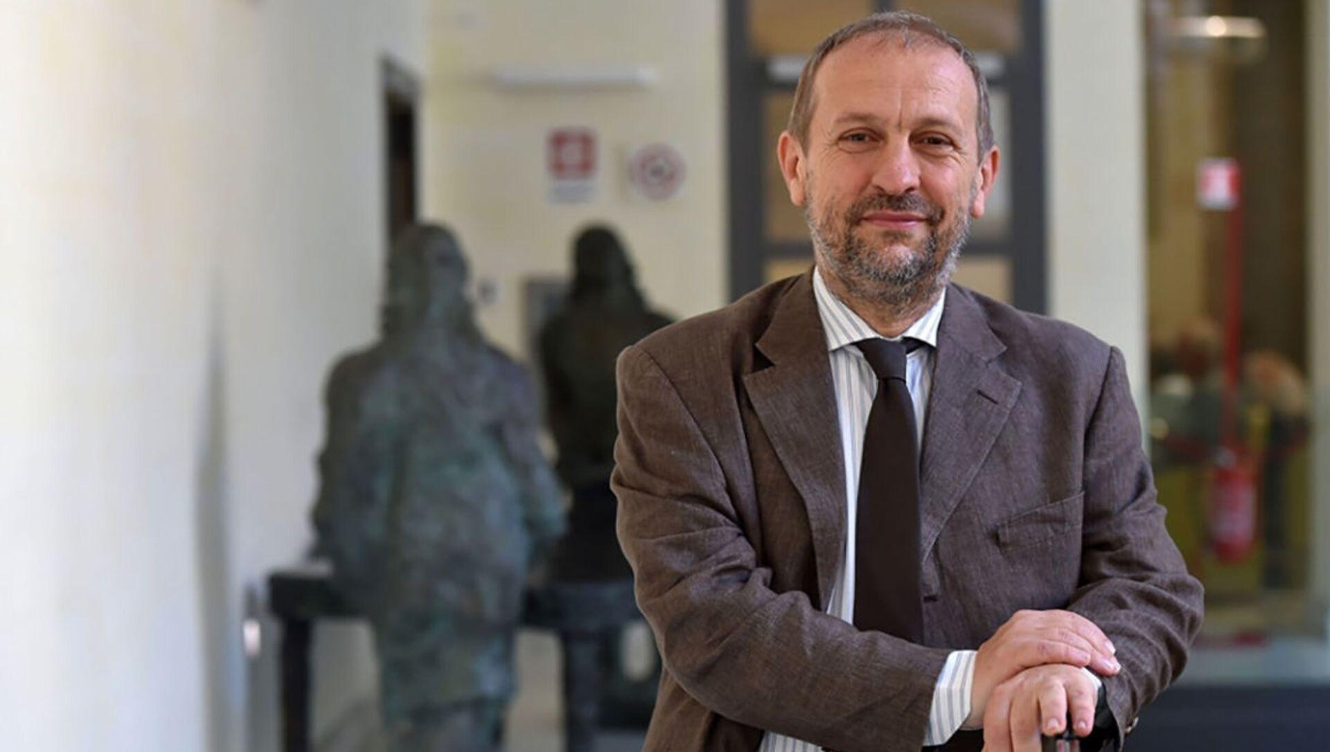 Il senatore Stefano Ceccanti - Sputnik Italia, 1920, 24.02.2021