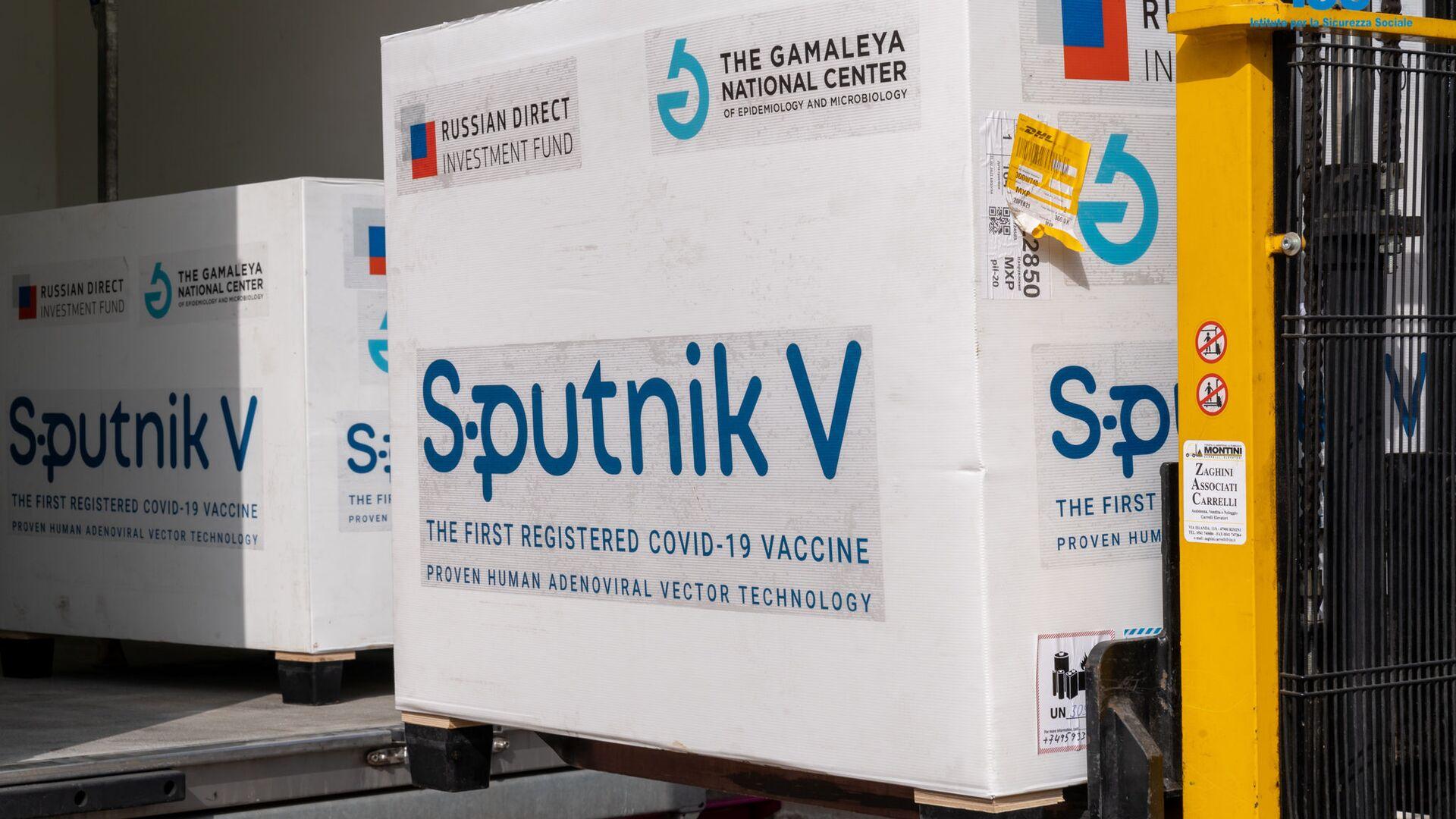 Il vaccino russo, Sputnik V, a San Marino - Sputnik Italia, 1920, 28.02.2021