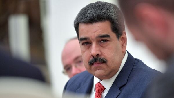 Venezuelan President Nicolas Maduro. File photo. - Sputnik Italia