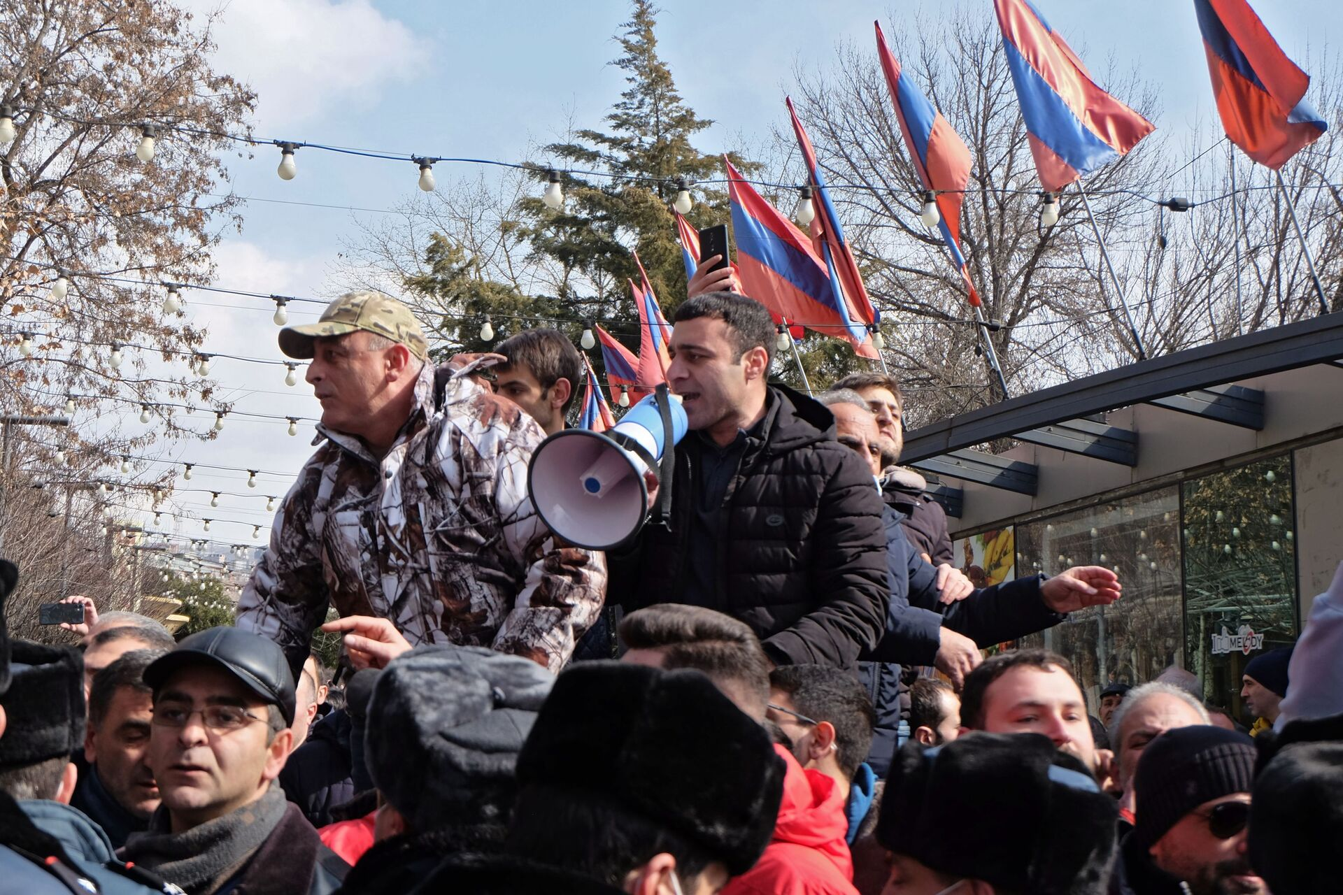 Telefonata tra Putin e premier Pashinyan: discussa crisi politica in Armenia - Sputnik Italia, 1920, 25.02.2021