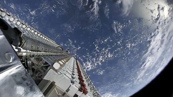 Missione SpaceX Starlink - Sputnik Italia