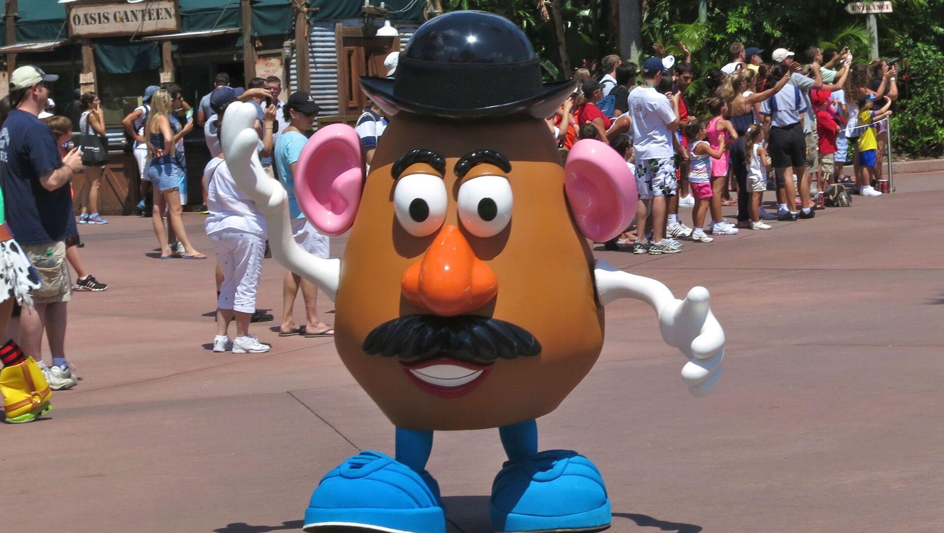 Mr. Potato Head - Sputnik Italia, 1920, 27.02.2021
