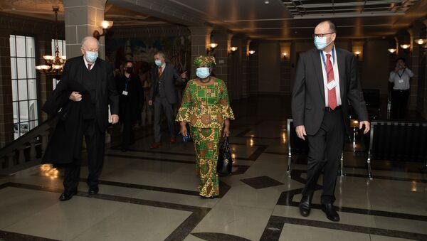 Ngozi Okonjo-Iweala - Sputnik Italia