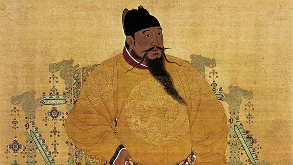 Ritratto dell'imperatore cinese Yongle della dinastia Ming - Sputnik Italia