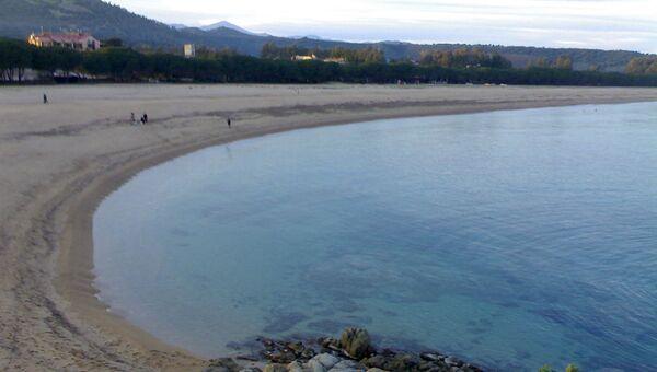La spiaggia di Bari Sardo presso la Torre di Barì - Sputnik Italia