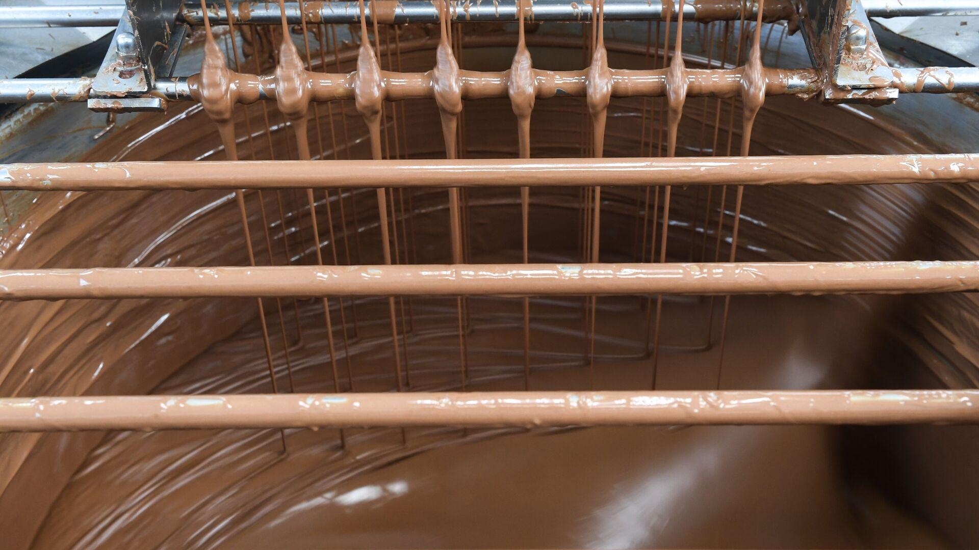 Produzione di cioccolato - Sputnik Italia, 1920, 05.03.2021
