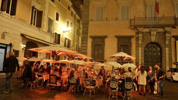Estate 2019, serata nel centro di Roma - Sputnik Italia