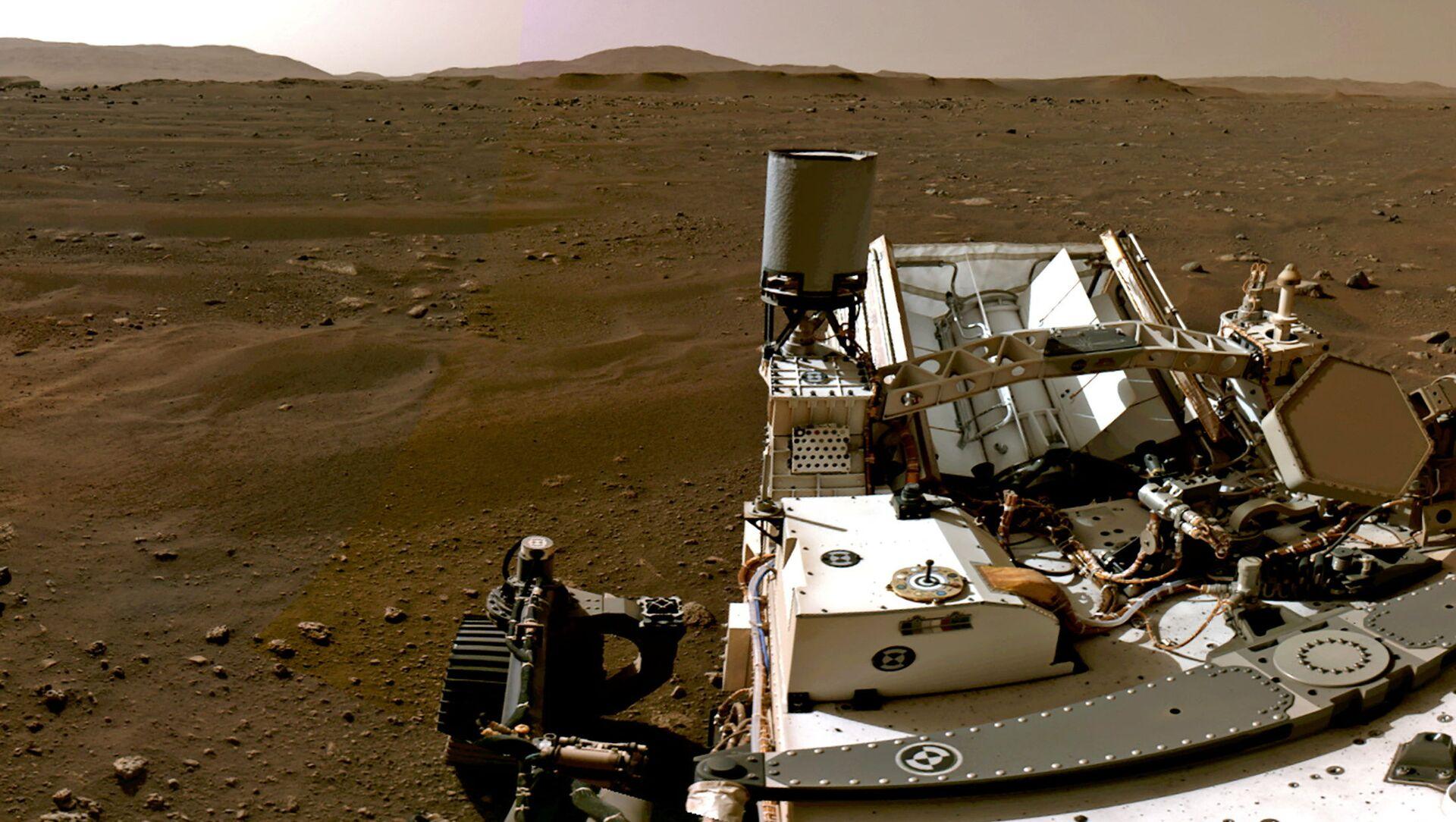 Perseverance su Marte - Sputnik Italia, 1920, 04.04.2021