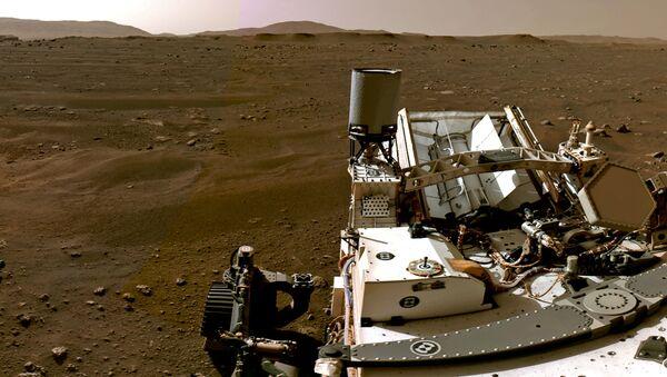 Perseverance su Marte - Sputnik Italia