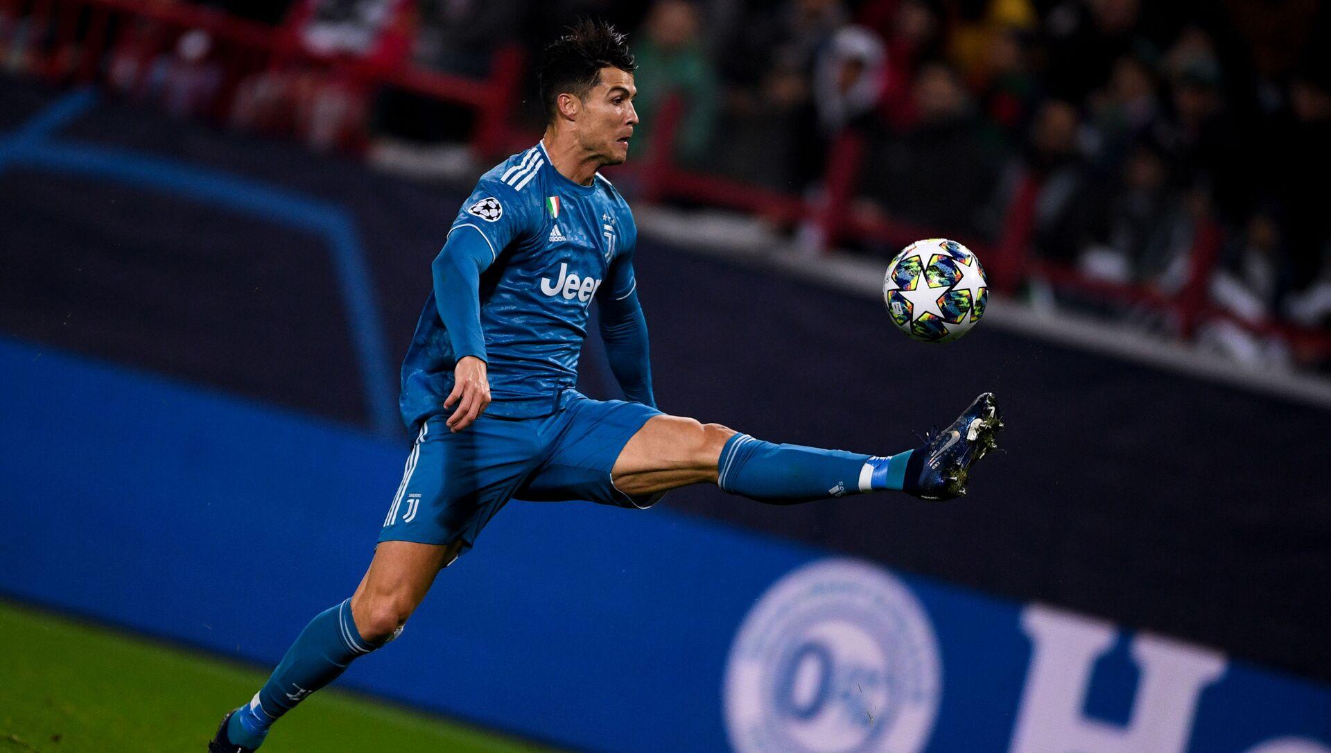 L'attaccante della Juventus Cristiano Ronaldo - Sputnik Italia, 1920, 03.04.2021