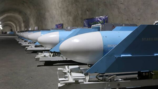 Una città dei missili in Iran - Sputnik Italia