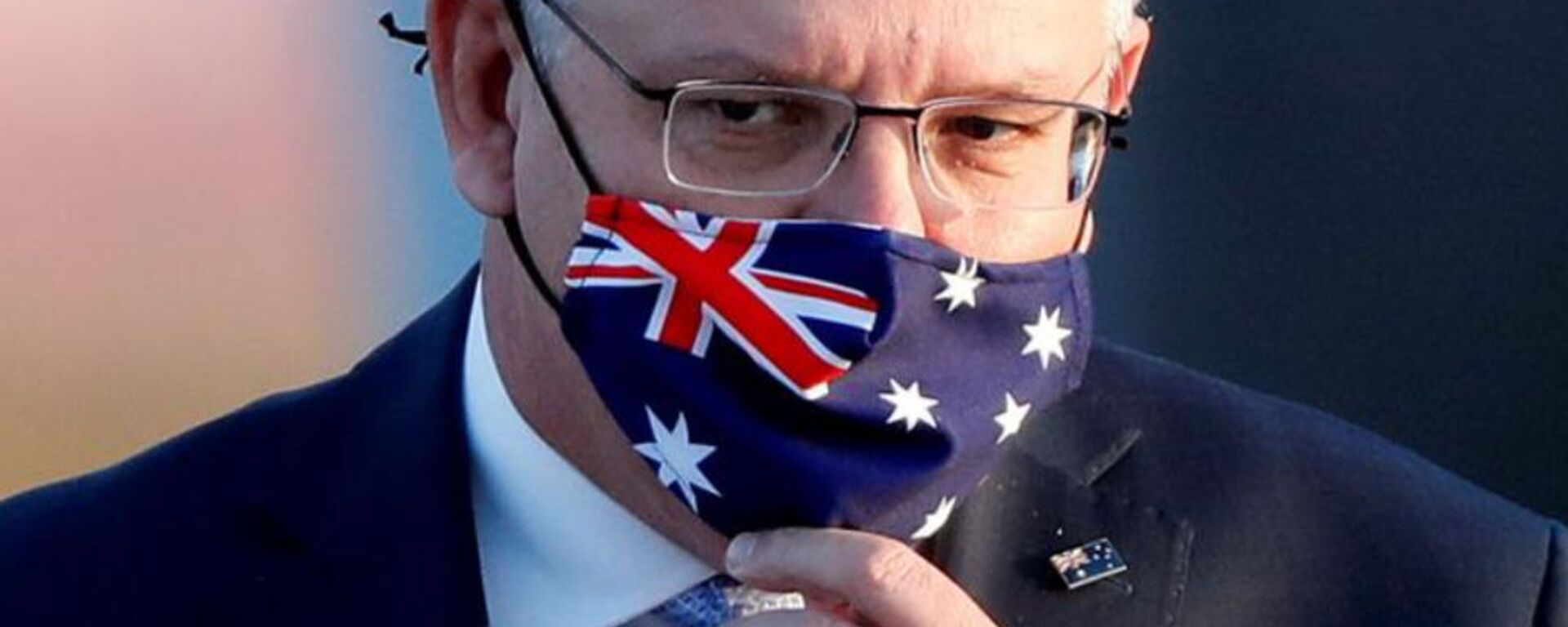 Primo ministro dell'Australia Scott Morrison - Sputnik Italia, 1920, 24.09.2021
