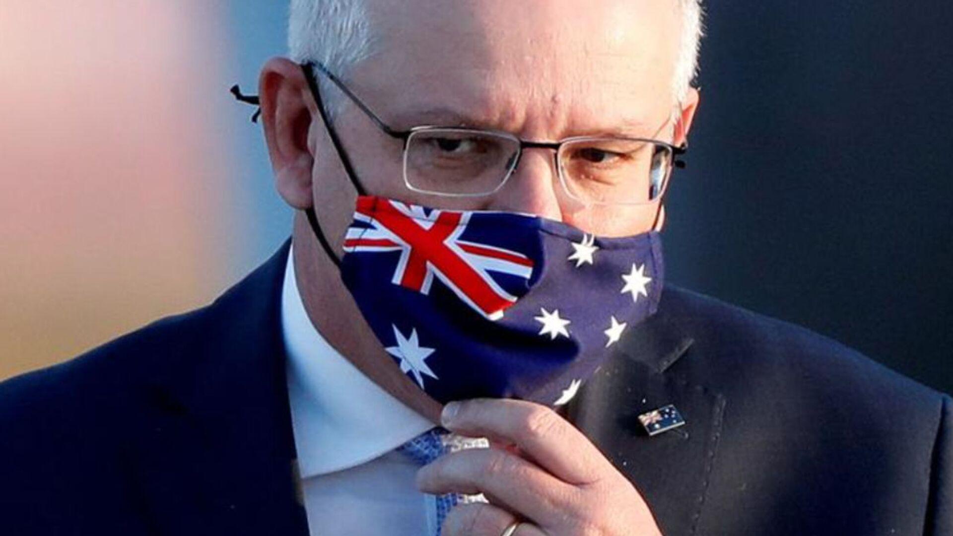 Primo ministro dell'Australia Scott Morrison - Sputnik Italia, 1920, 19.09.2021
