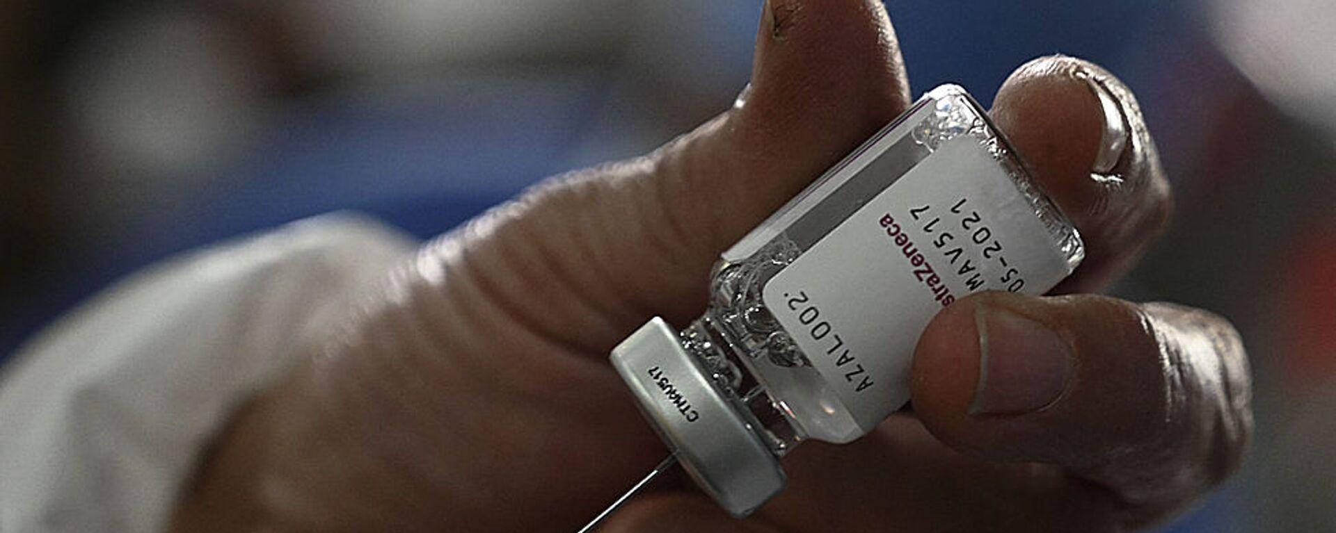 Vaccino AstraZeneca - Sputnik Italia, 1920, 31.03.2021