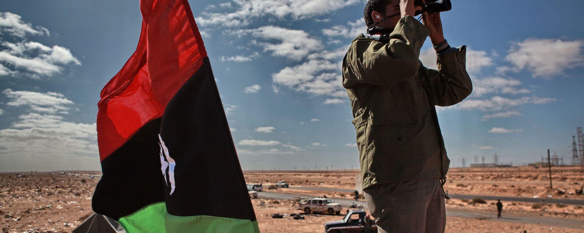 La situazione in Libia - Sputnik Italia, 1920, 05.04.2021