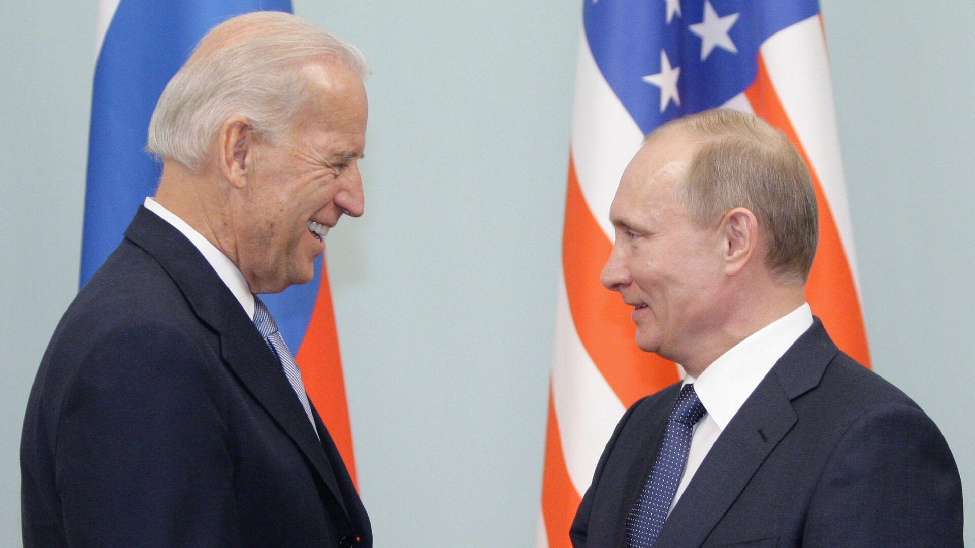 Biden e Putin - Sputnik Italia, 1920, 25.05.2021