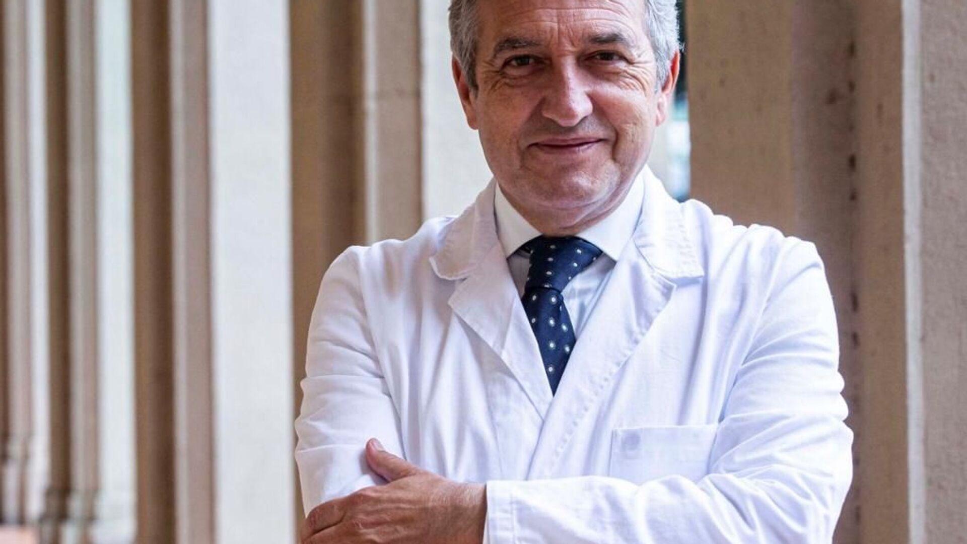Francesco Vaia, direttore sanitario dell'Istituto Spallanzani di Roma - Sputnik Italia, 1920, 29.09.2021