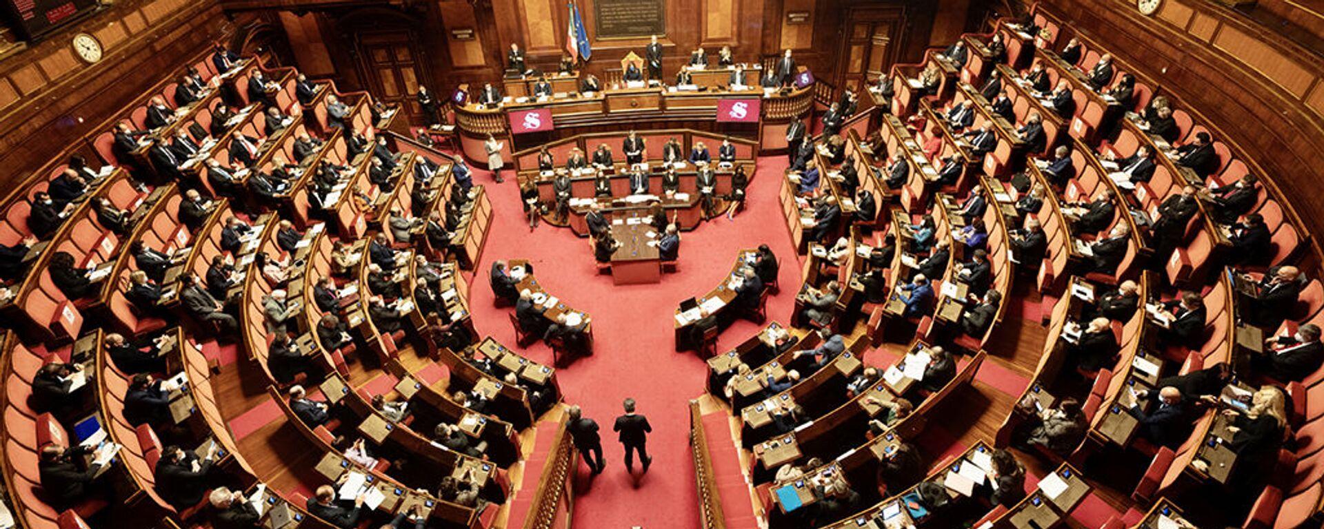 Il Senato della Repubblica - Sputnik Italia, 1920, 27.04.2021