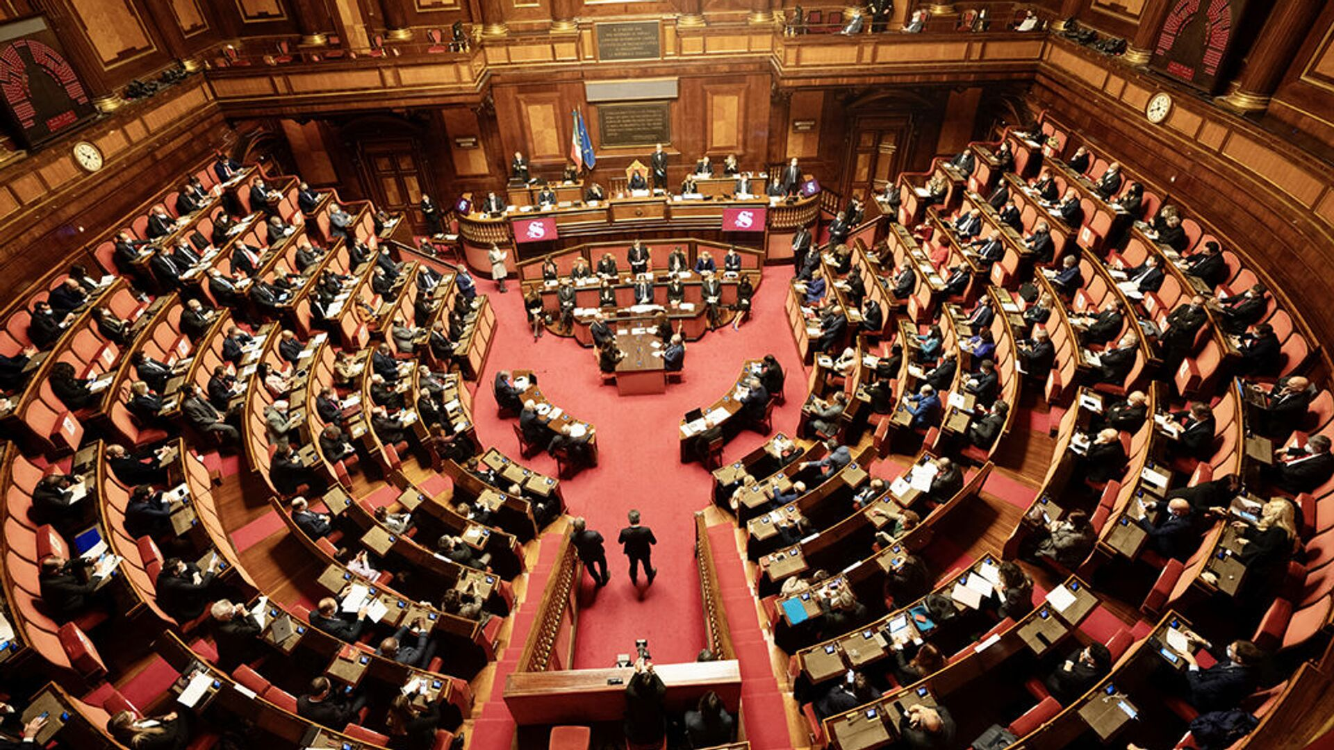 Il Senato della Repubblica - Sputnik Italia, 1920, 08.07.2021