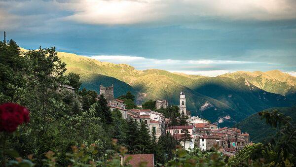 Triora, comune in provincia di Imperia - Sputnik Italia