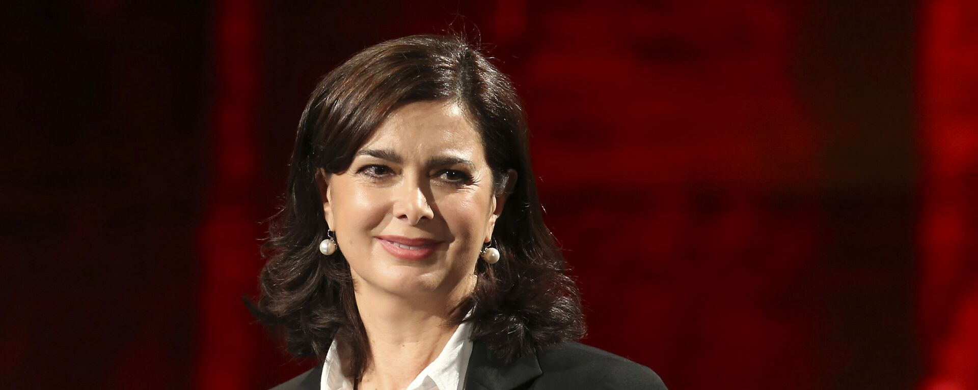 Laura Boldrini, politica italiana, già funzionaria internazionale delle Nazioni Unite e Presidente della Camera dei deputati - Sputnik Italia, 1920, 15.04.2021