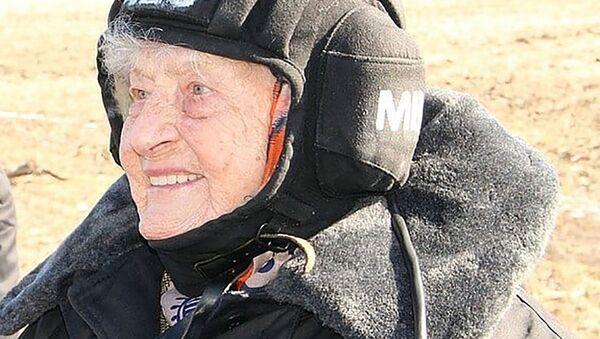 Ветеран Мария Колтакова - Sputnik Italia