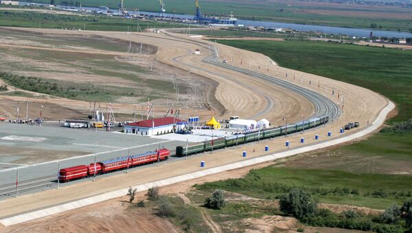 Corridoio Nord-Sud tra Russia, Iran e India - Sputnik Italia