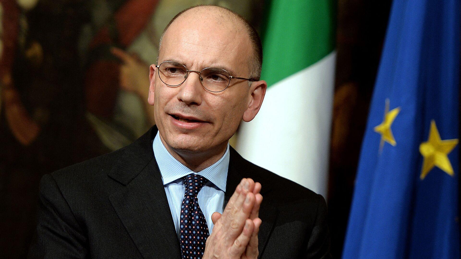Enrico Letta, segretario del Partito Democratico - Sputnik Italia, 1920, 25.05.2021