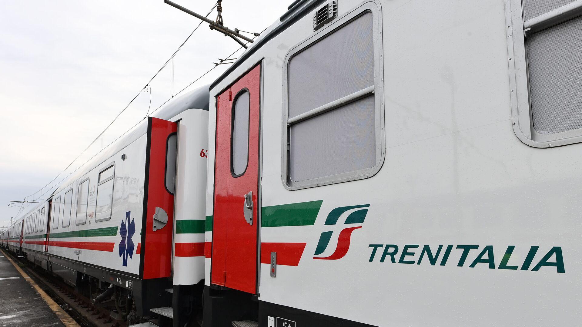 Il treno sanitario - Sputnik Italia, 1920, 02.04.2021
