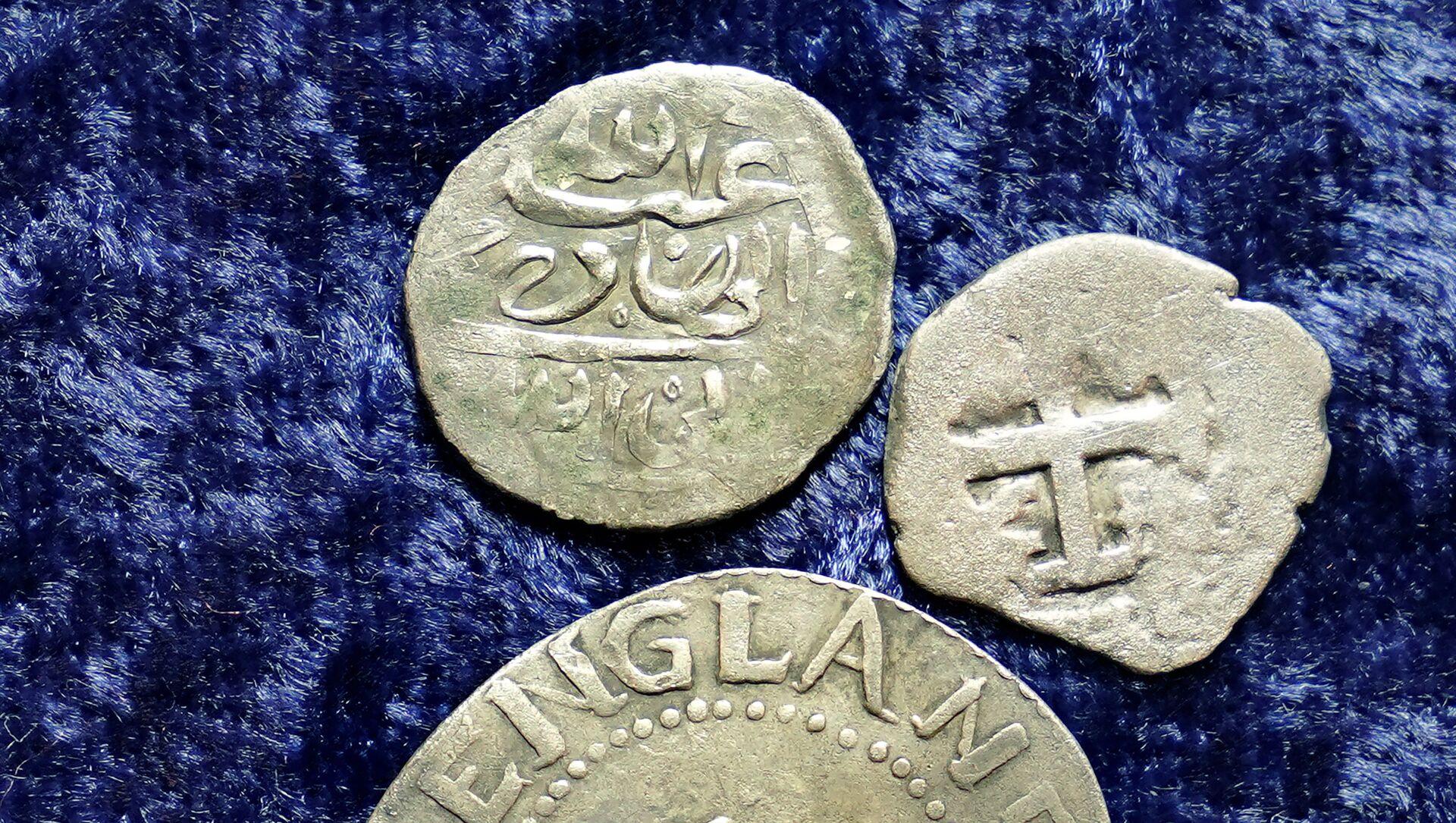 Monete arabe trovate negli Stati Uniti - Sputnik Italia, 1920, 03.04.2021