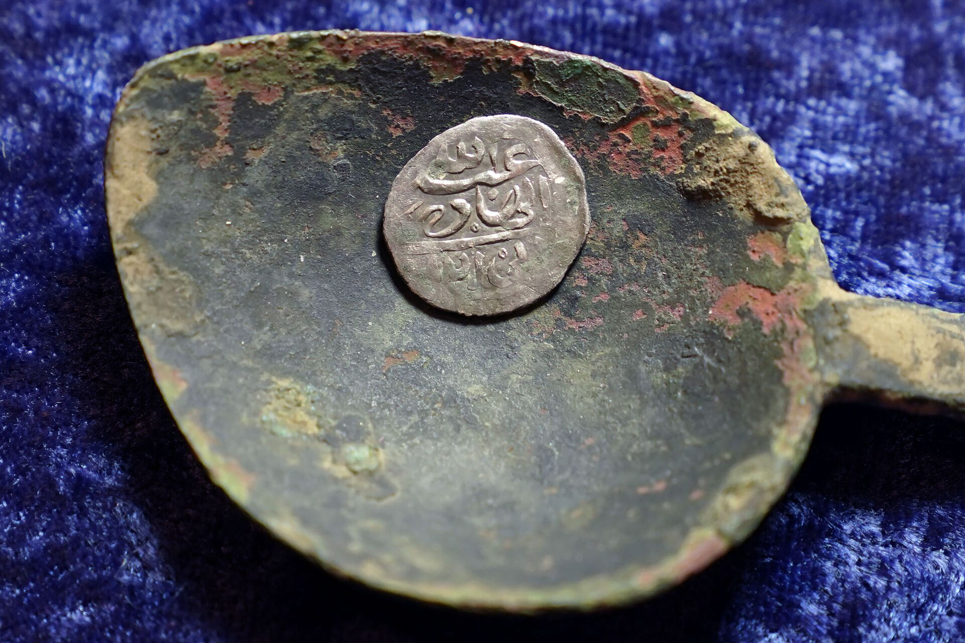 Moneta araba del XVII secolo - Sputnik Italia, 1920, 18.05.2021