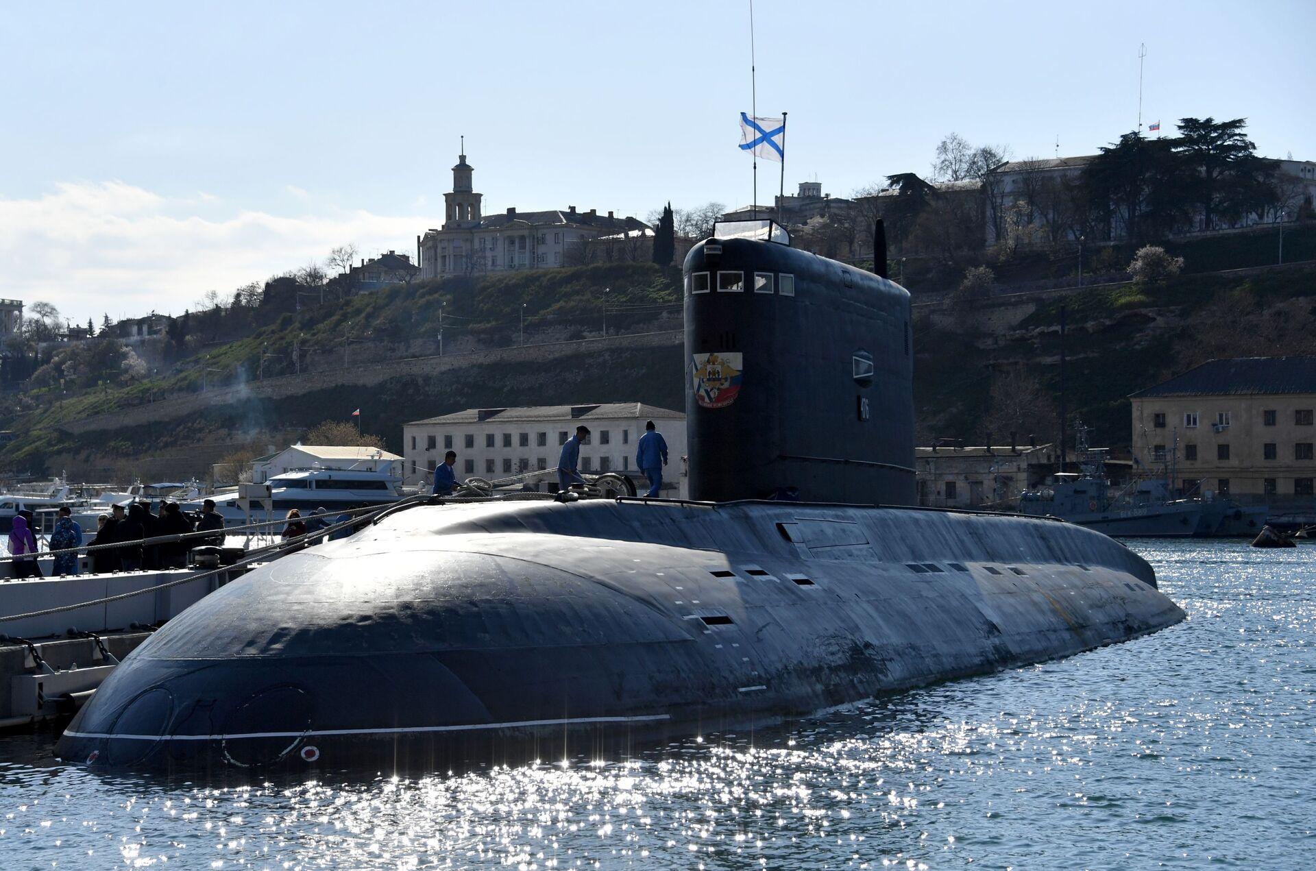 Sottomarino Veliky Novgorod - Sputnik Italia, 1920, 18.05.2021