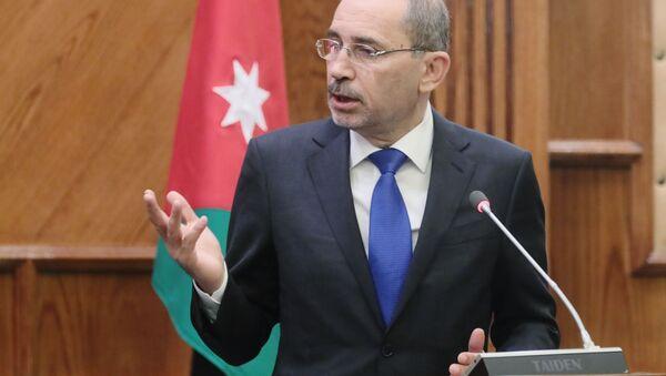 Министр иностранных дел Иордании Айман ас-Сафади - Sputnik Italia