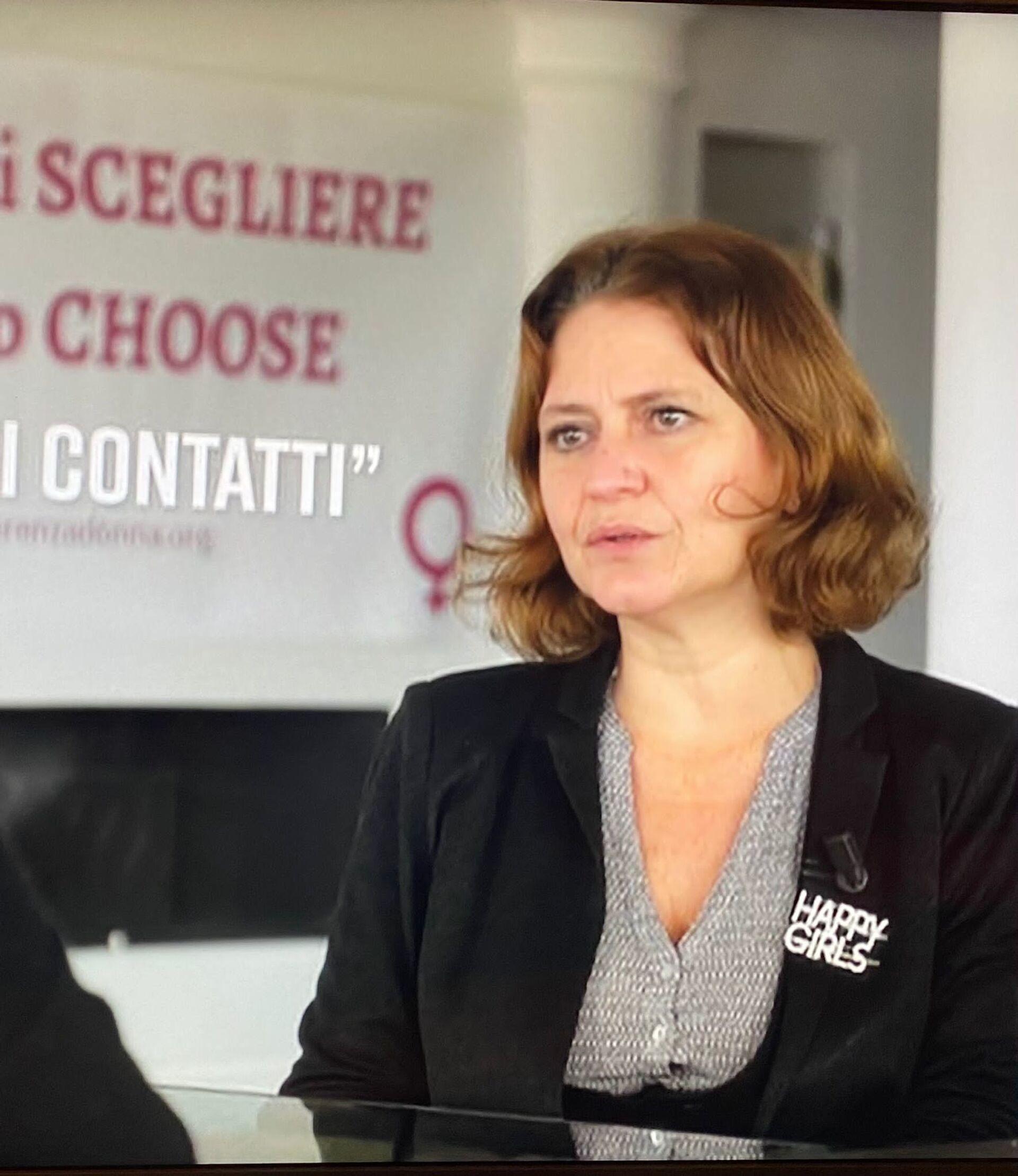 Elisa Ercoli, Presidente Differenza Donna Ong - Sputnik Italia, 1920, 18.05.2021