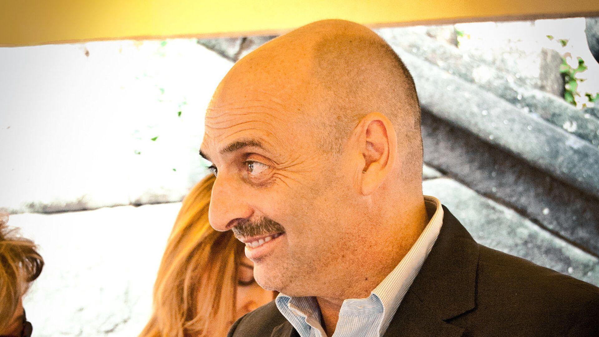 Il giornalista Paolo Brosio - Sputnik Italia, 1920, 21.09.2021