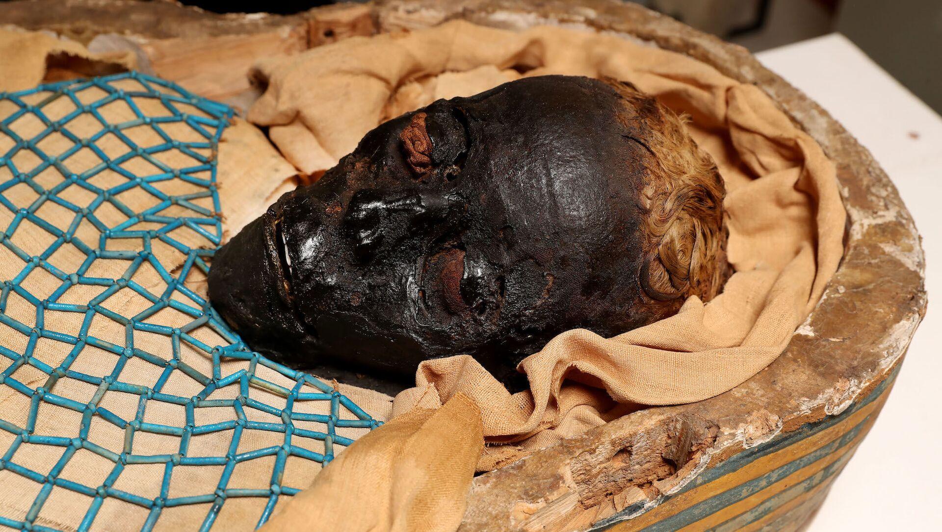 La mummia Takabuti - Sputnik Italia, 1920, 07.04.2021