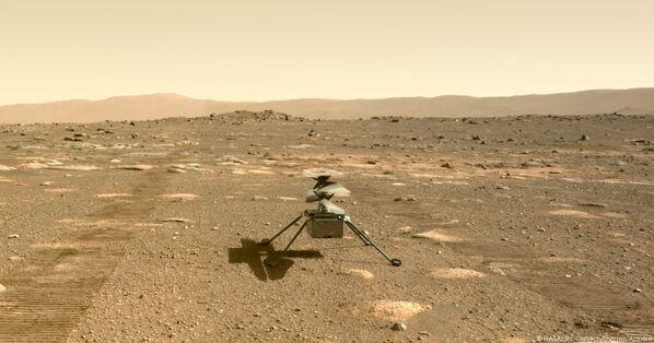 Nei prossimi giorni, gli ingegneri esamineranno i dati di sistema del rover, aggiornando il suo software e cominciando a testare i suoi vari strumenti - Sputnik Italia