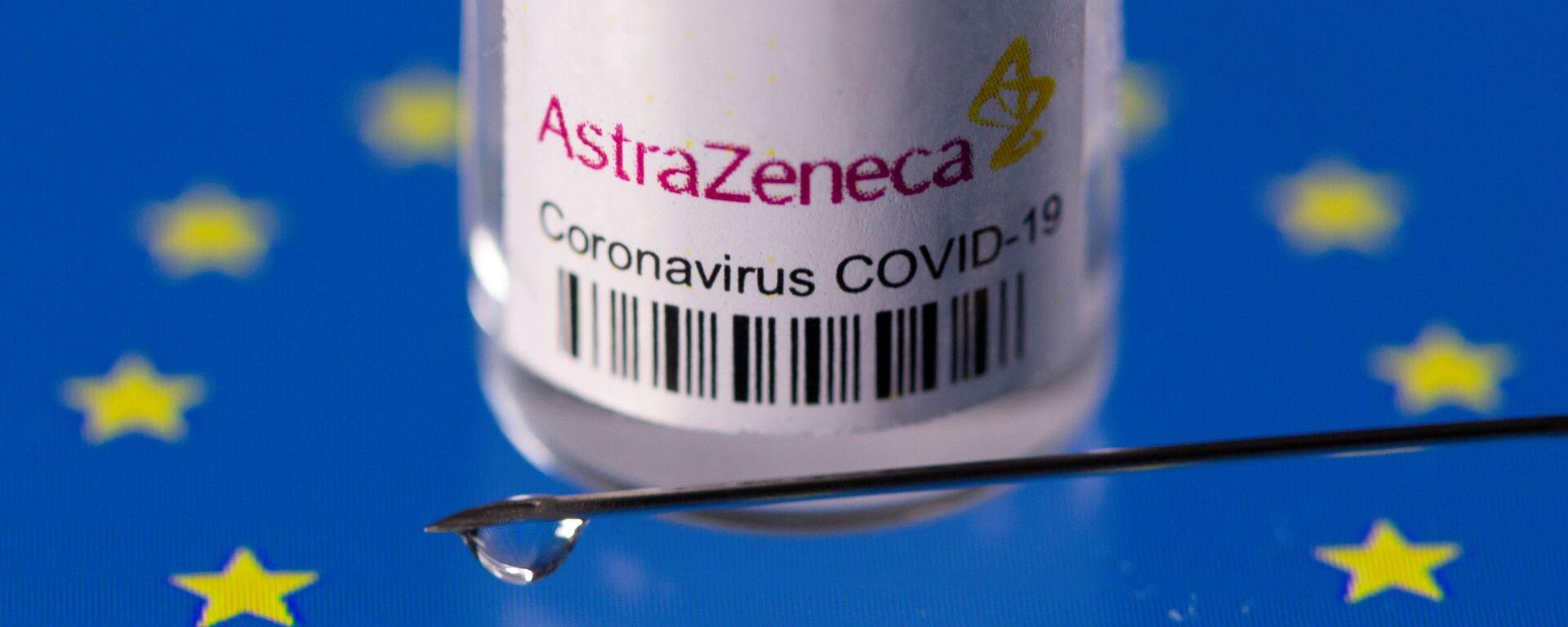 Il vaccino AstraZeneca - Sputnik Italia, 1920, 22.04.2021