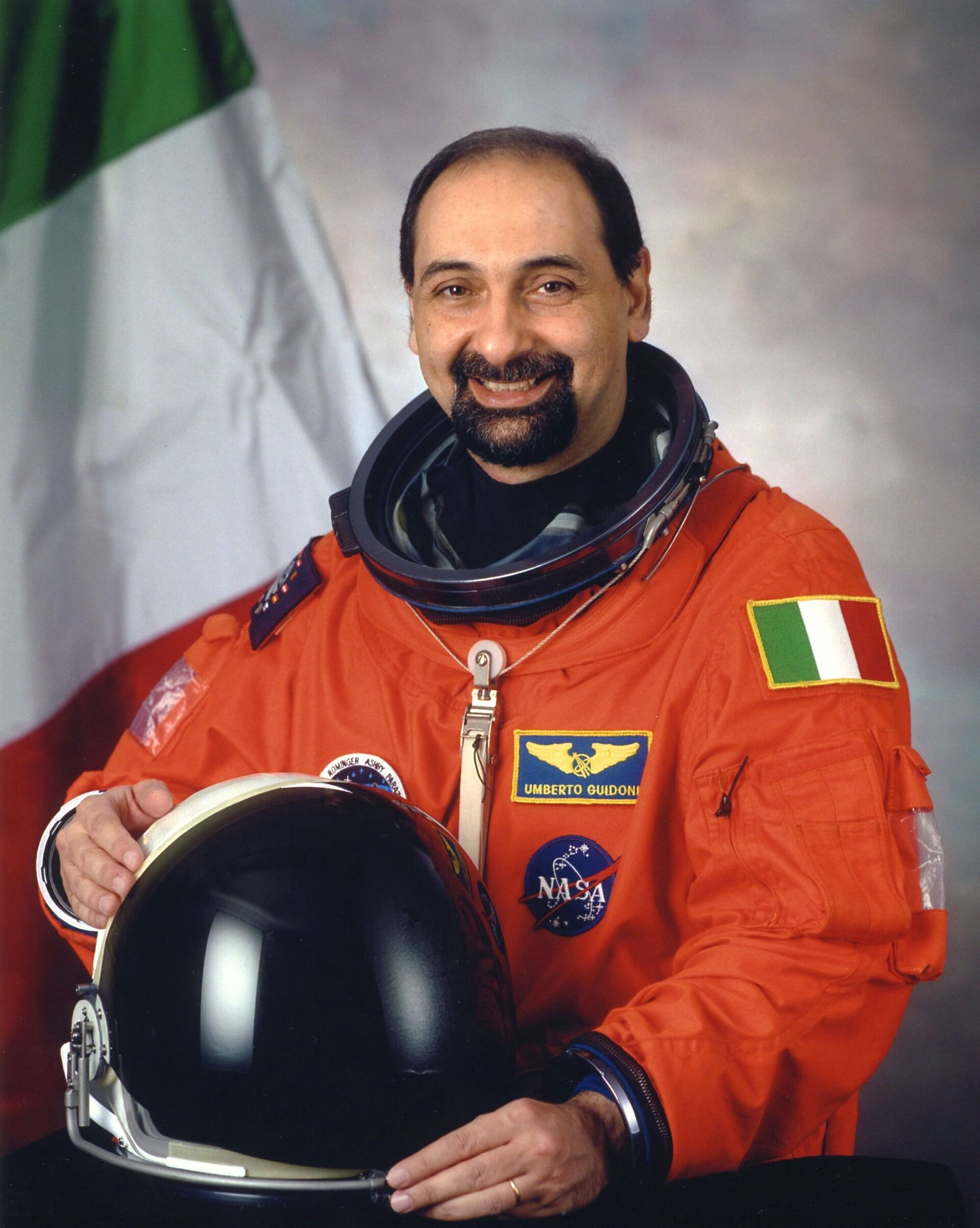 Umberto Guidoni - Sputnik Italia, 1920, 18.05.2021