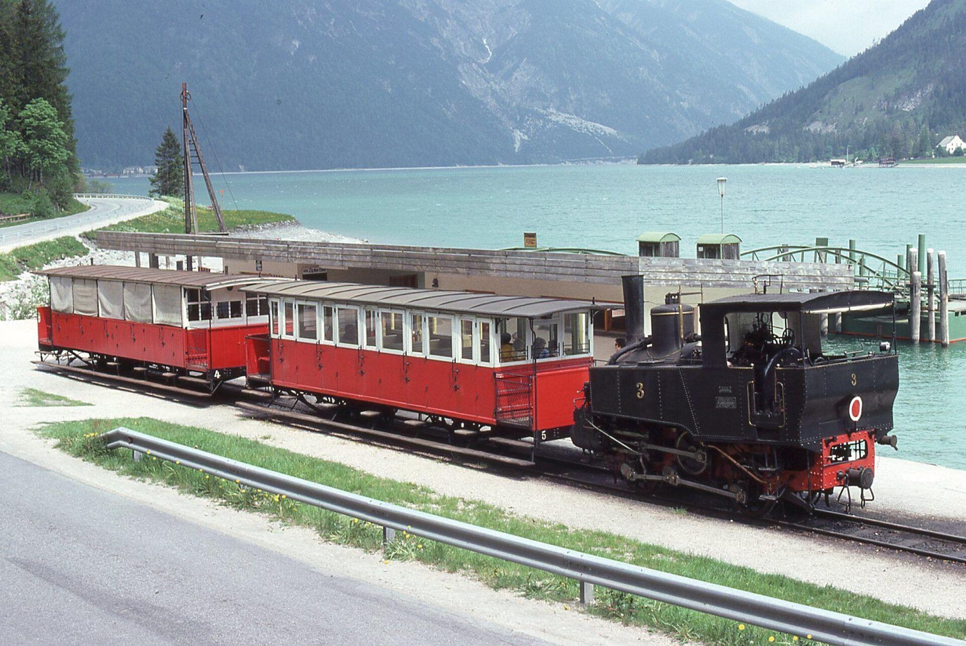 Ferrovia dell'Achensee, Austria - Sputnik Italia, 1920, 18.05.2021