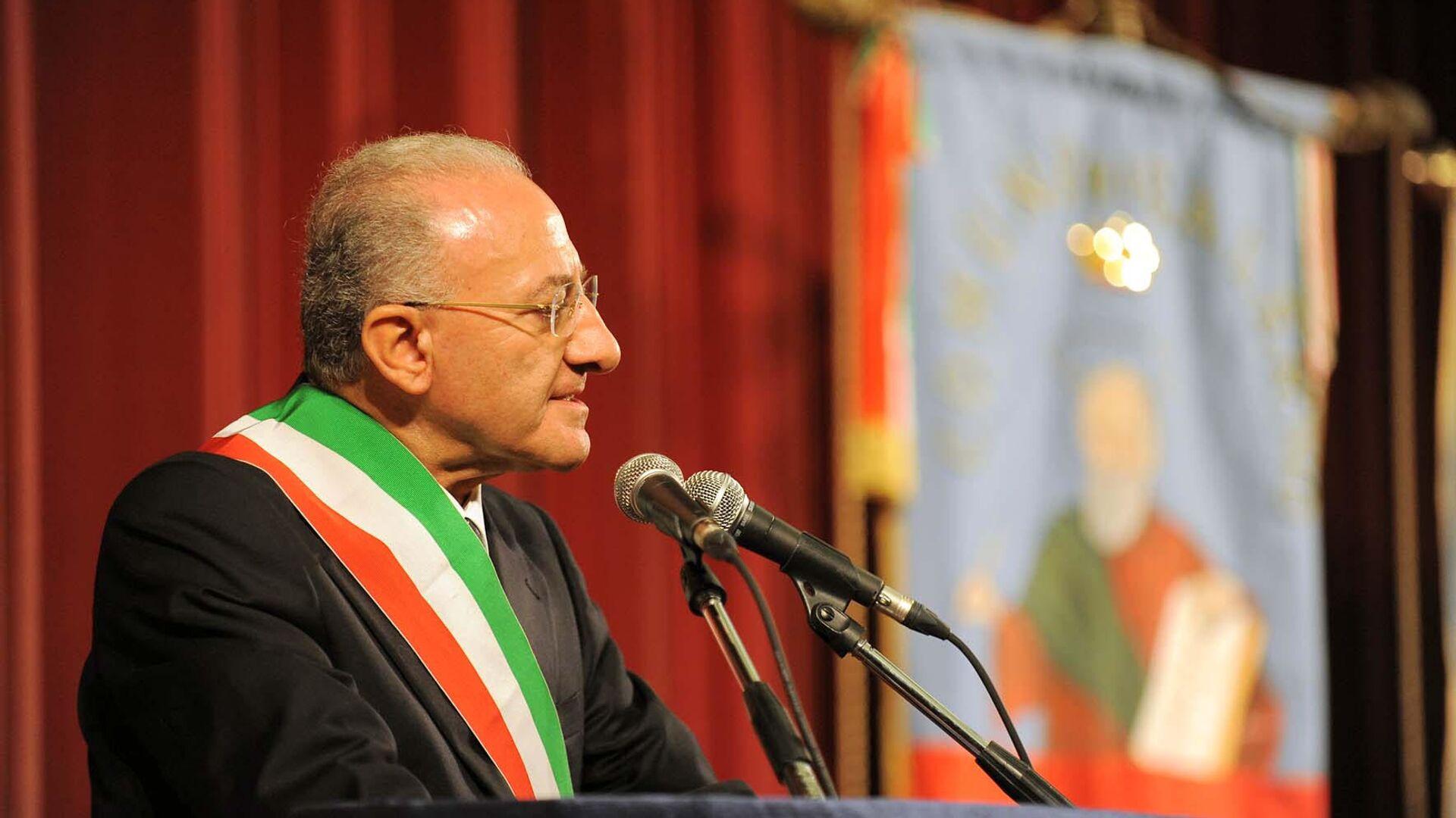 Vincenzo De Luca - Sputnik Italia, 1920, 26.05.2021