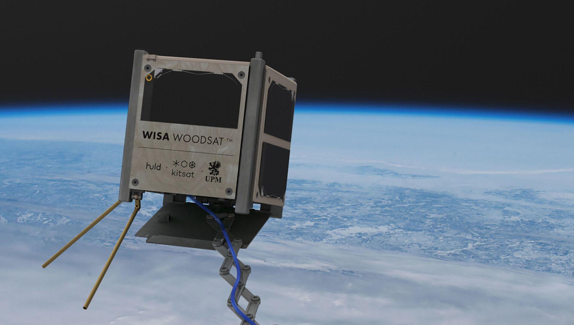 WISA Woodsat - Sputnik Italia, 1920, 12.04.2021