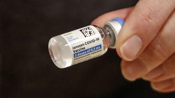 Vaccino anti-Covid Johnson& Johnson - Sputnik Italia