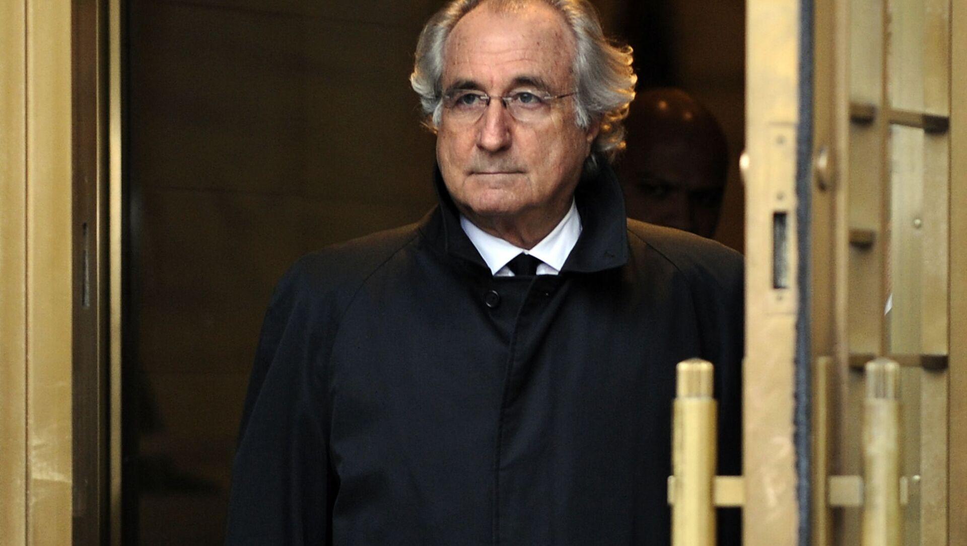 Bernard Madoff - Sputnik Italia, 1920, 14.04.2021