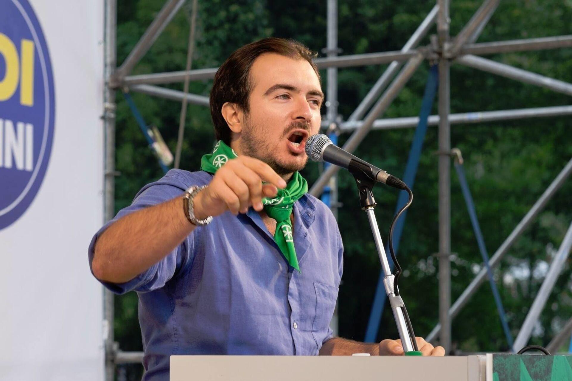 Riccardo Molinari - Sputnik Italia, 1920, 18.05.2021