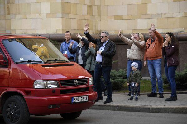 Mosca ha dichiarato 20 diplomatici dell'Ambasciata della Repubblica Ceca persone non grate - Sputnik Italia