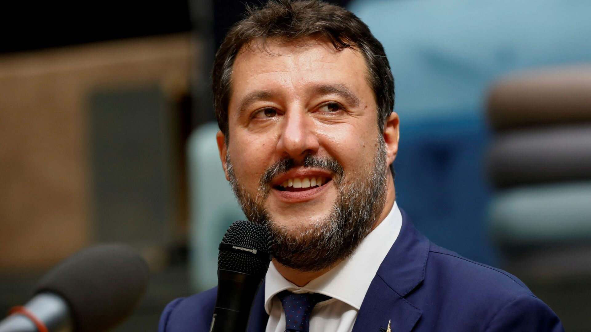 Matteo Salvini  - Sputnik Italia, 1920, 20.05.2021