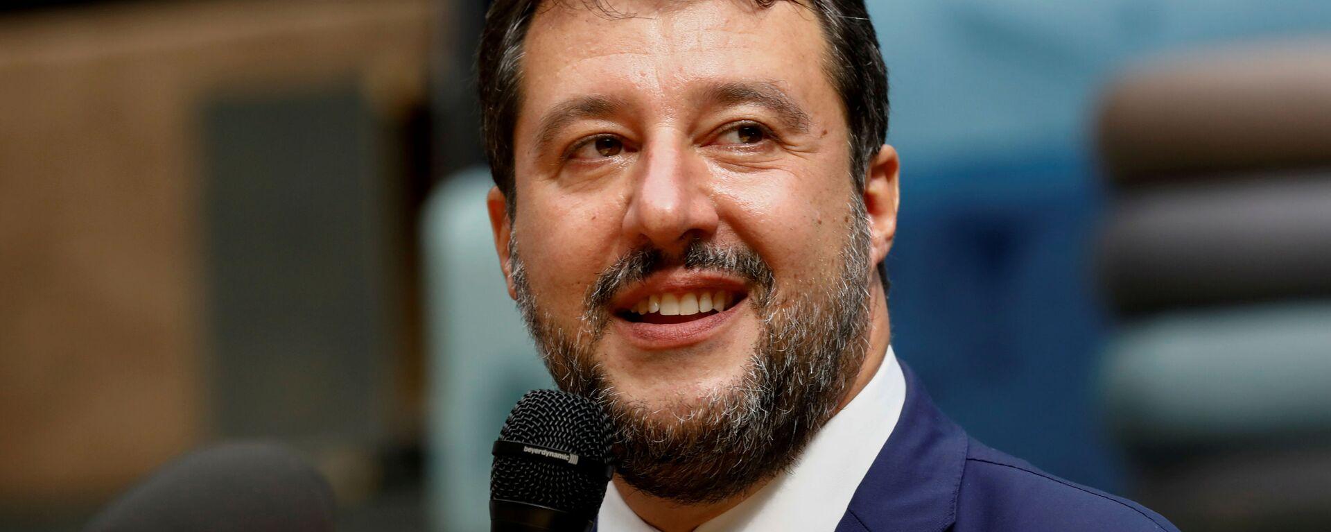Matteo Salvini  - Sputnik Italia, 1920, 30.09.2021