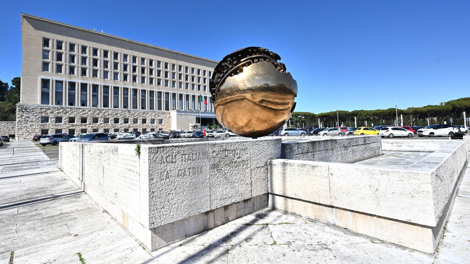 La Farnesina - Sputnik Italia, 1920, 24.05.2021