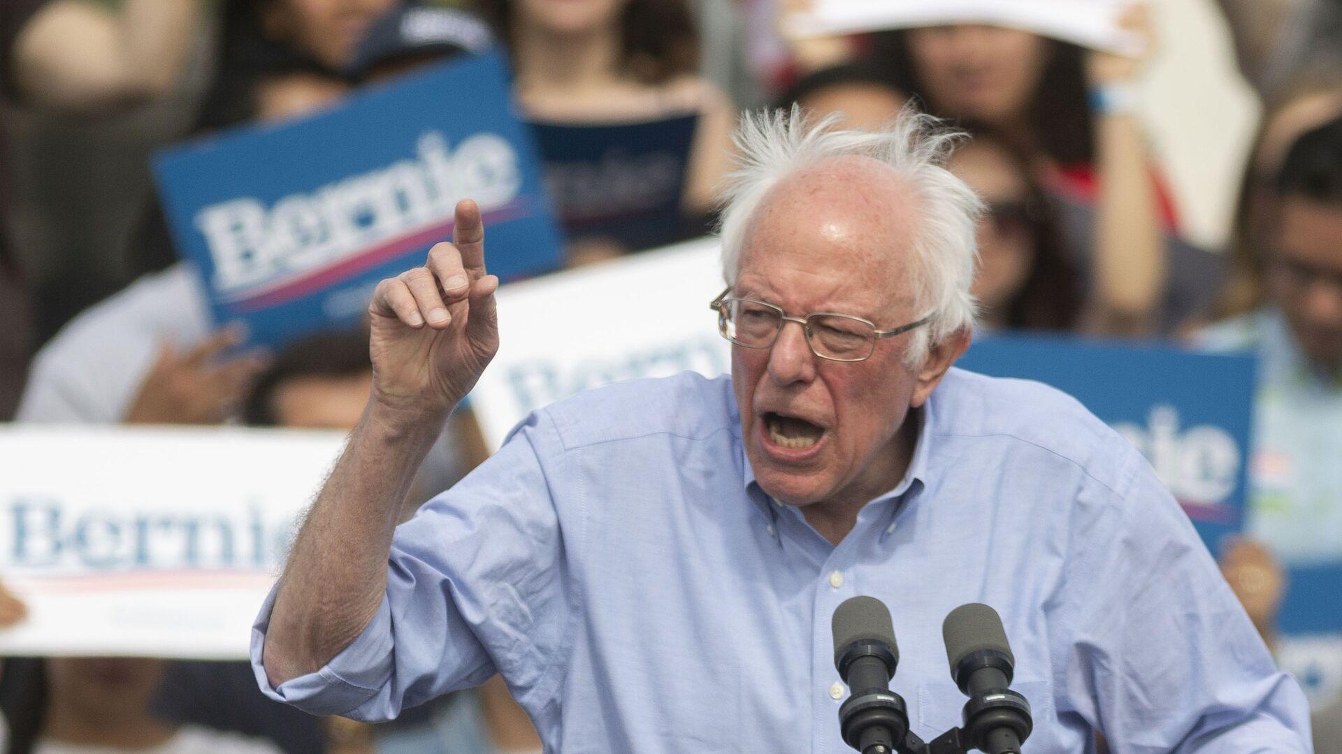 Bernie Sanders - Sputnik Italia, 1920, 23.05.2021